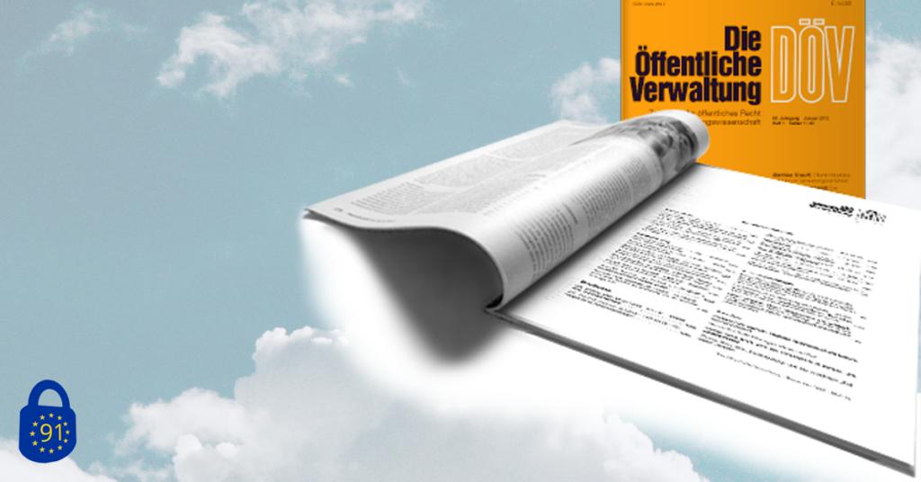 Zeitschrift »Die Öffentliche Verwaltung«