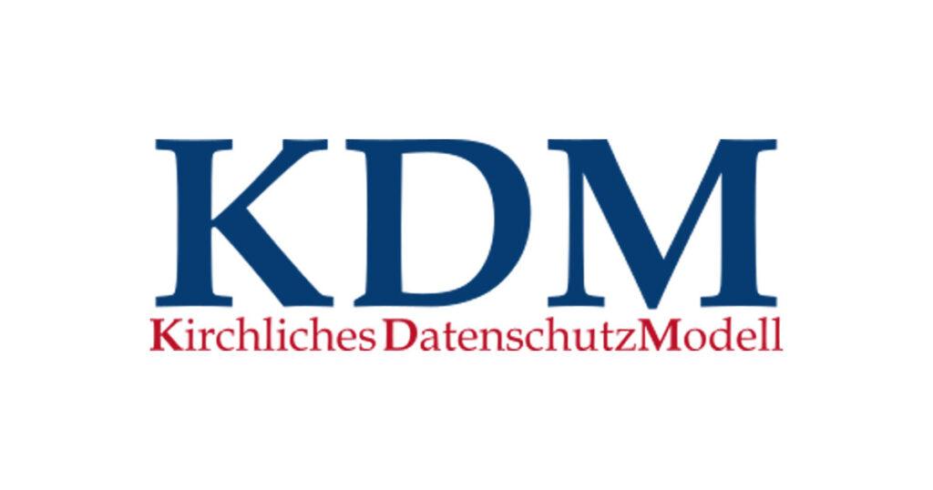 Wortmarke »KDM – KirchlichesDatenschutzModell«